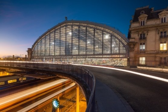 Taxi gare Villenave d'Ornon Bordeaux